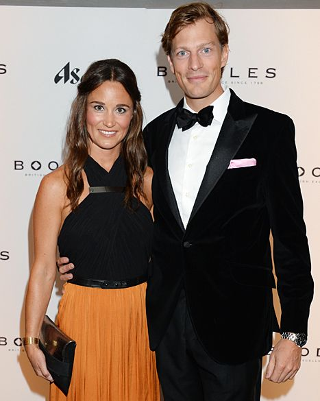 Surprise! Pippa and Nico are engaged!