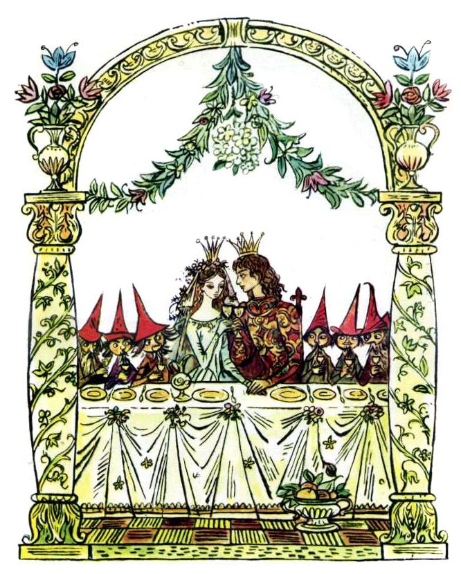 Szancer - Królewna Śnieżka