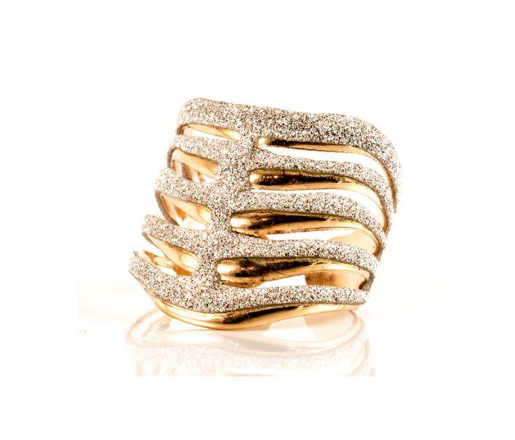 Bubblyna gyűrű