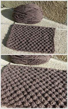 C'est quoi ça astrakan ? Alors les tricoteuses connaissent je pense ? c'est un…