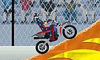 Motorcross nitro - Speel Online Gratis Spelletjes op Spelletjes.nl