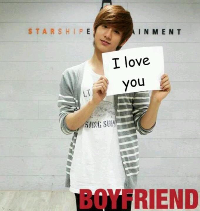 130 Best Images About Boyfriend( Kpop Band ) On Pinterest
