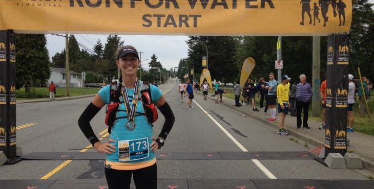 My Run for Water marathon race report. It started off better than it ended but it's still part of my race list this year. #slowisthenewfast #runblogger slownewfast.com