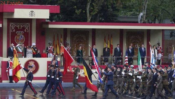 El desfile militar del 12-O rendirá homenaje a las víctimas de los atentados de Barcelona