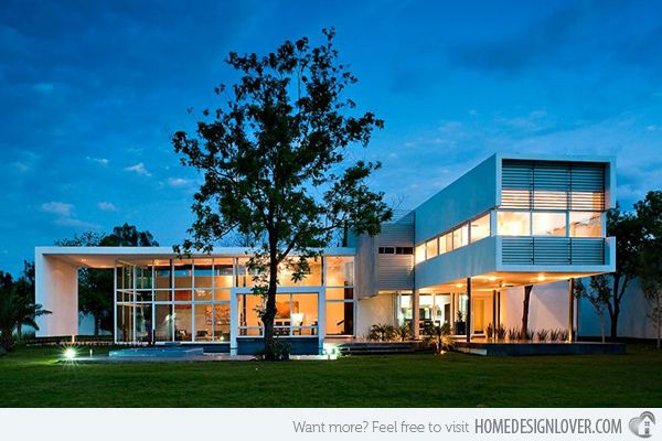 crazy for cantilevers | @meccinteriors | design bites | #architecture #cantileveredarchitecture #cantilever