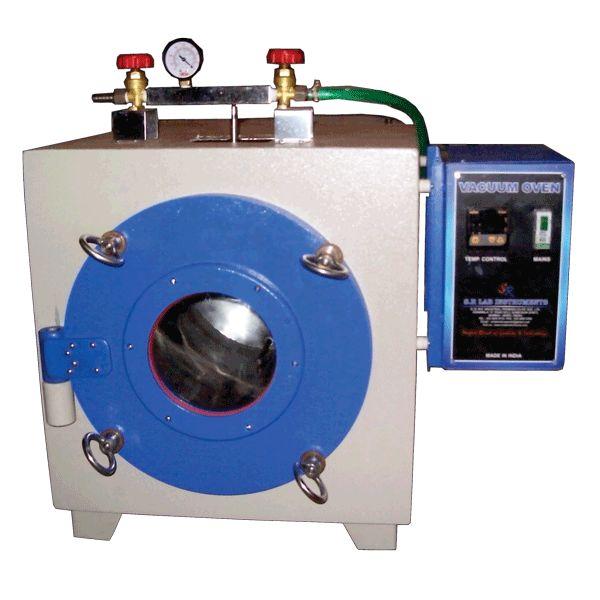 Vacuum Oven, Round Vacuum Oven, Rectangular Vacuum Oven - SR Lab Instruments (I) Pvt. Ltd.