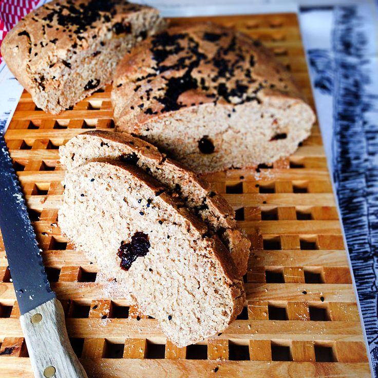 Pão de Milho e Espelta | Cornbread with Spelt Flour