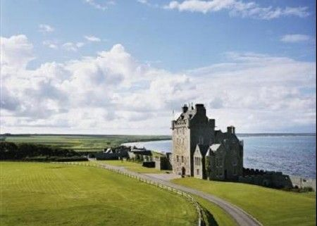 Small Castle Home For Sale In Scotland Vacation Dreams