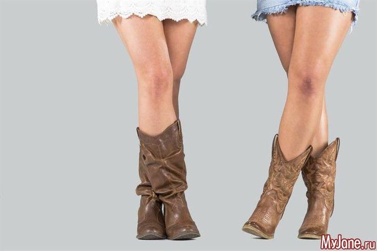 Купить обувь в стиле вестрн