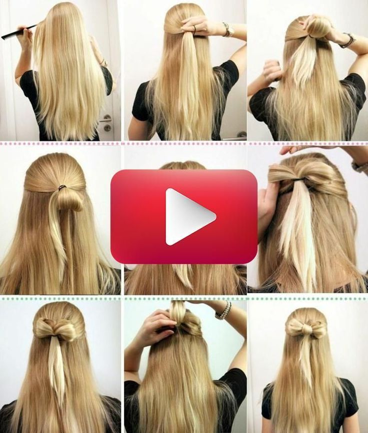 fast and easy hairstyles for beginners  styling ideas