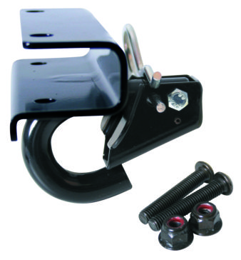 BRP Kimpex Heavy-Duty Rear Bumper Hitch for Bombardier