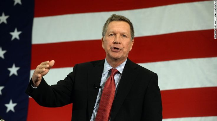 BET HIS INCOME ISN'T BEING CUT:  John Kasich on Social Security cuts: 'Get over it'