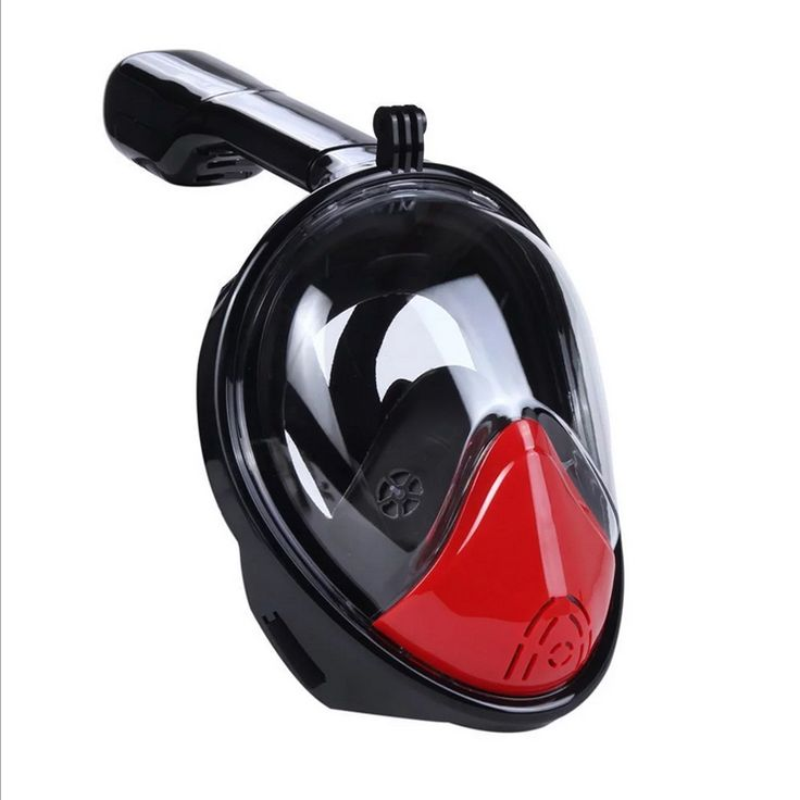 The New Full Face Scuba Diving Mask With Gopro Camera Anti-Fog Waterprool Fishing Swimming Snorkel Goggles Sets Underwater sport
