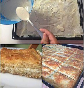 Ο Μαγικός χυλός !!! Για όσους δεν το ξέρουν.. Αν κάνετε μια πίτα με φύλλα κρούστας, χρησιμοποιηστε τον και κάντε την να μοιάζει σαν χωριάτικη πίτα που ανοίχτηκε με το χέρι !!!