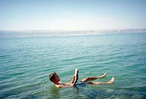 The Dead Sea, Jordan/Isreal