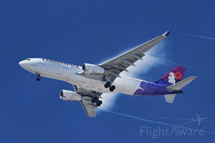 Photo of HAL AA33 (N385HA) ✈ FlightAware