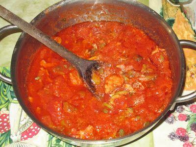 Raccontare un paese: le mie ricette: condimento per pasta