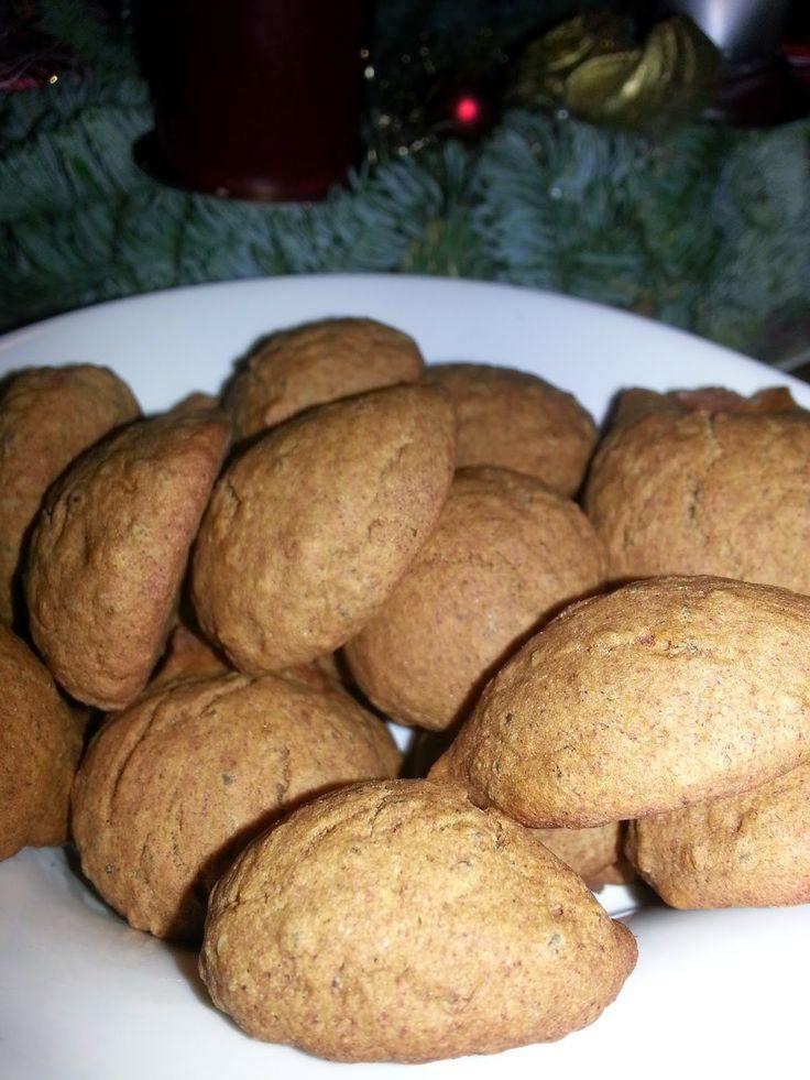 MollyRose'n'Honey: Glutenfri krydderkager med chia-frø og kokossukker...