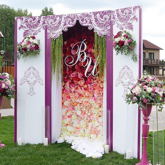 #ladecor #laflori #свадьбавомске #wedding #weddingdecor