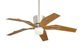 Emerson Electric CF3000BS 52in. Origami Ceiling Fan, Aged Pine