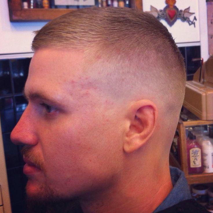 Bald fade crewcut | Buzz | Pinterest | Bald fade