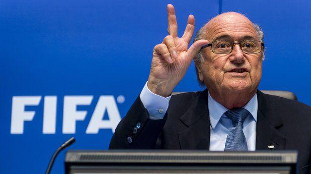 Negara Asia dan Afrika Penyebab Blatter Kembali Jadi Bos FIFA