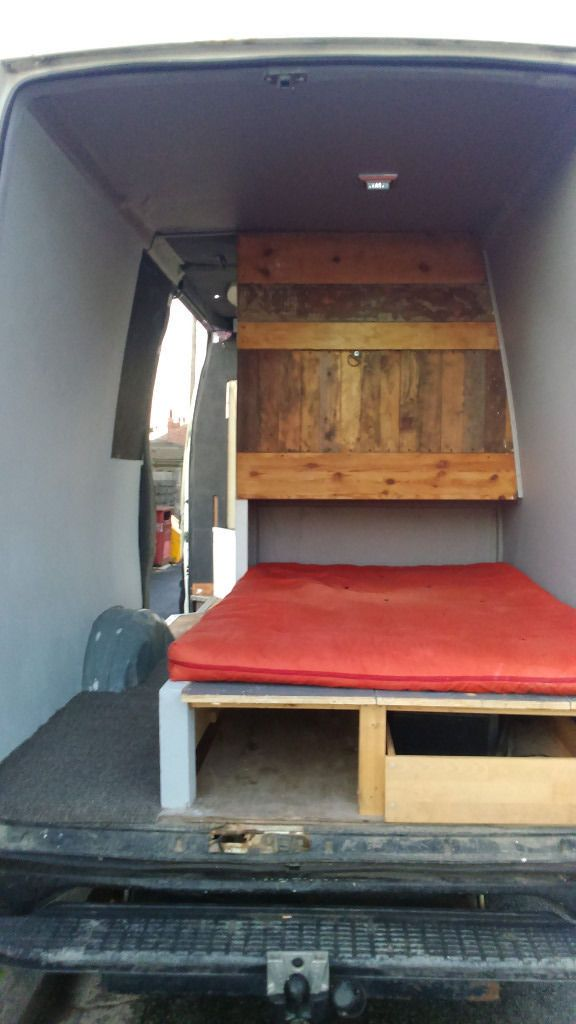 IVECO Daily Camper MWB HiTop Originally crafted as small flat. | in Easton, Bristol | Gumtree
