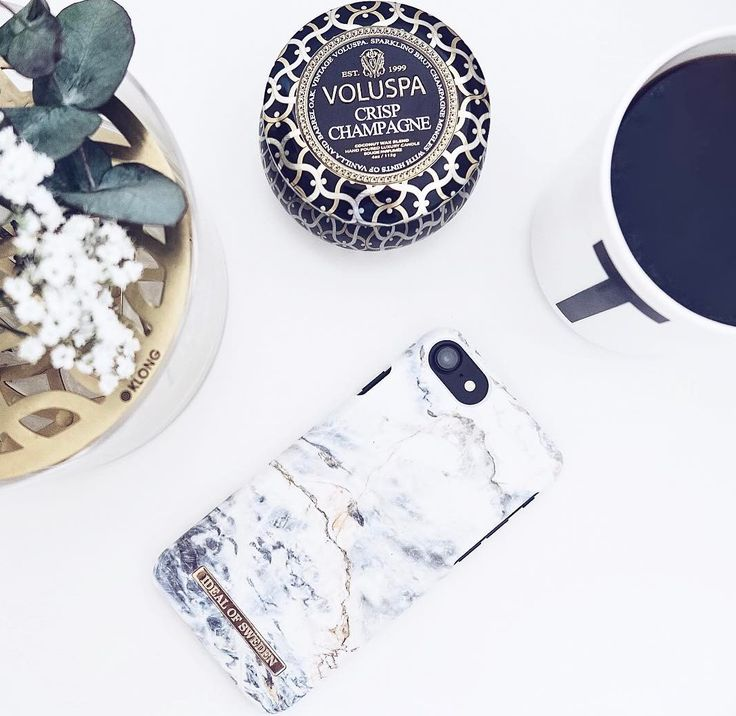 Ocean Marble by @tildealriksson - Fashion case phone cases iphone inspiration iDeal of Sweden