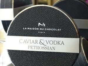 La Maison du Chocolat X Petrossian : Caviar & Vodka • Hellocoton.fr