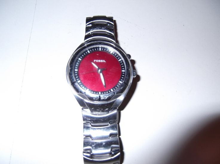 Fossil Big Tic Watch