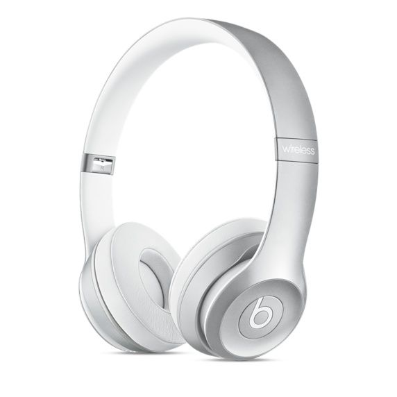 Beats by Dr. Dre Solo2 Wireless headphones lets you move freely for up to 30 feet of wireless listening. Get free delivery when you buy online.