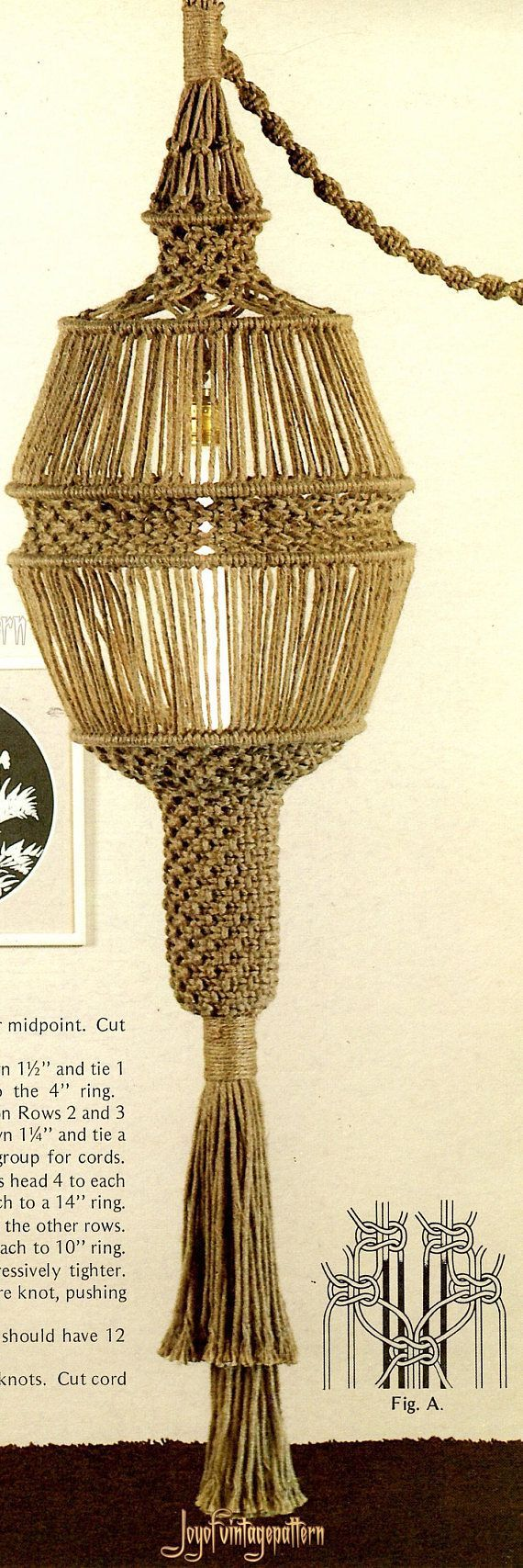 Illuminating Macrame in PDF instant download version ebook