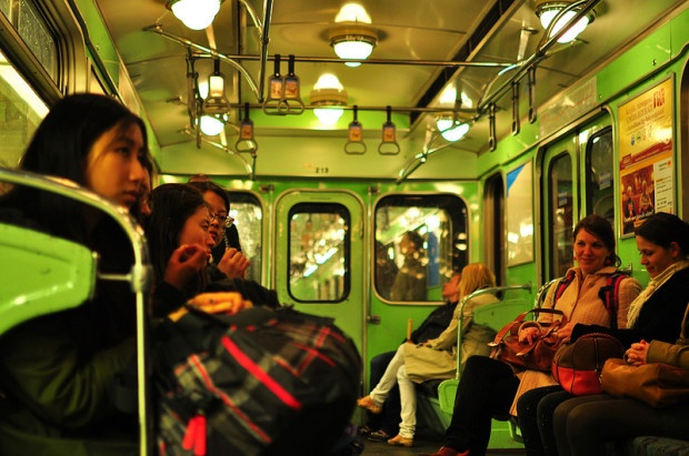 Budapest - M3 Metro Line