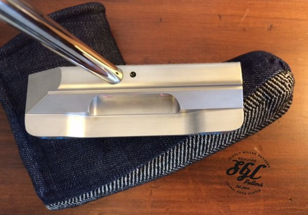 Genuine SGC Putters Finely Milled Putters