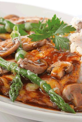 Cheesecake Factory - Chicken Madeira - we <3 this dish
