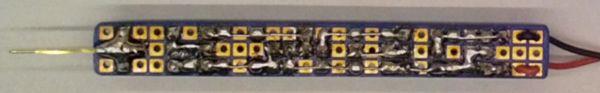 Logiktester mit Transistoren