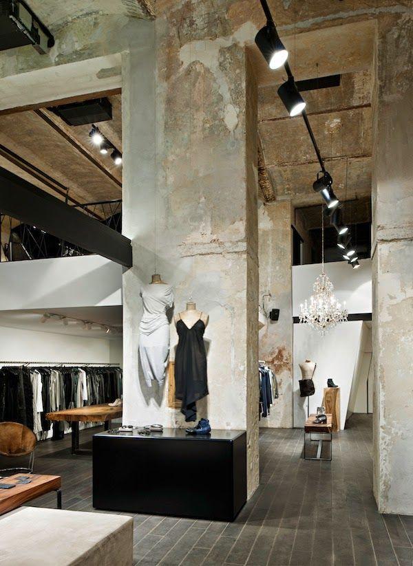 Best 25 Fashion Store Design Ideas On Pinterest