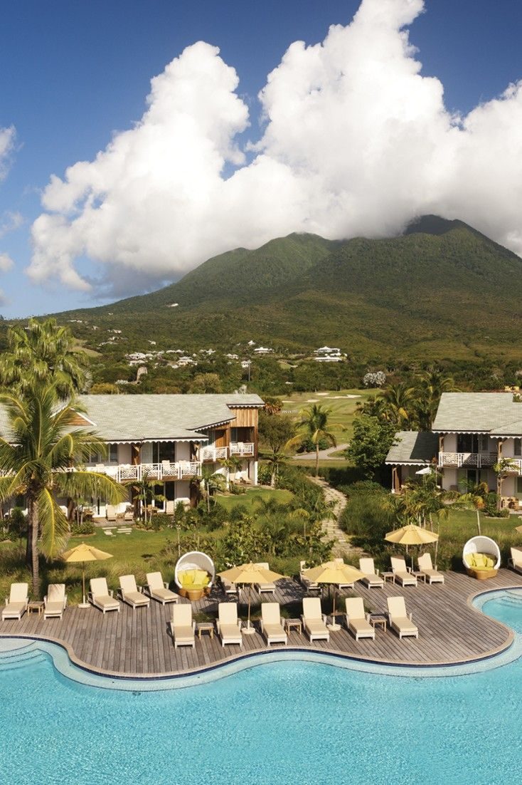 Four Seasons Resort - Nevis, West Indies