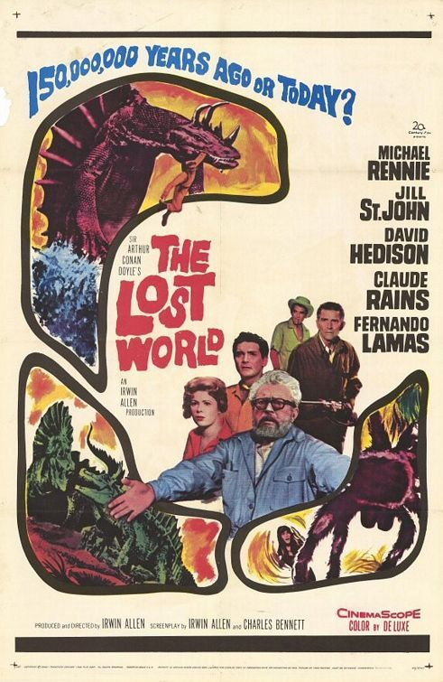 1960s Sci-Fi Movies | The Lost World
