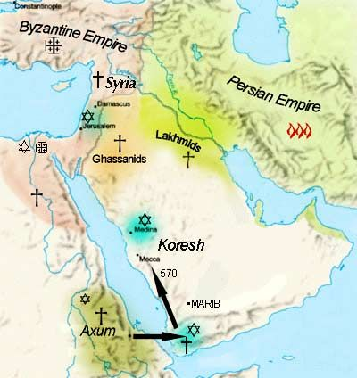Lost Ten Tribes / Ten Lost Tribes: Arab Jews, Mizrahi Jews, Palestinians, Berber Jews & their other Israelitish Relatives in the Greater Middle East & Vicinity 1