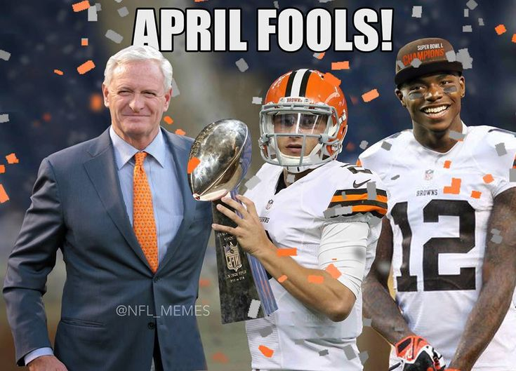 The Browns are Super Bowl champs!