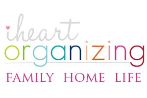IHeart Organizing: Project Gallery: ~Kids & School Organizing ~ Entryway Organization ~ Living / Family Room Organization ~ Kitchen Organization ~ Bathroom Organization ~ Bedroom Organization ~ Office Organization ~Laundry Organization ~ Storage/Garage Organization ~ Around the Abode Organization ~ Budget Organization ~ Home & DIY Projects ~ Reader Organized Spaces