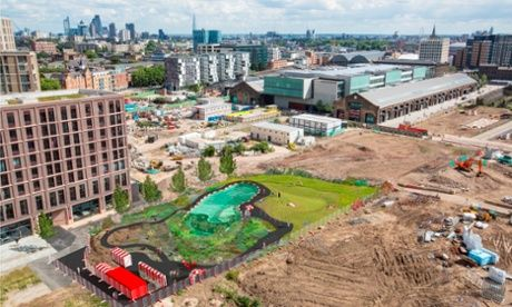 "The Kings Cross Pond Club will be a new kind of hybrid swimming experience: a synthetic, unheated swimming pond, filtered by plants and surrounded by nature. ""a living laboratory where visitors are aware of their relationship with nature, and about consequences of their interactions with nature""."