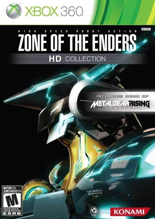 Zone of the Enders HD - Xbox 360 Game