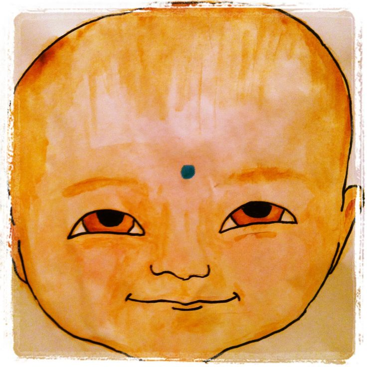 Just tried this... Most amazing thing ever...Tripi's baby tips and tricks.: 5 tips for infant acupressure points.