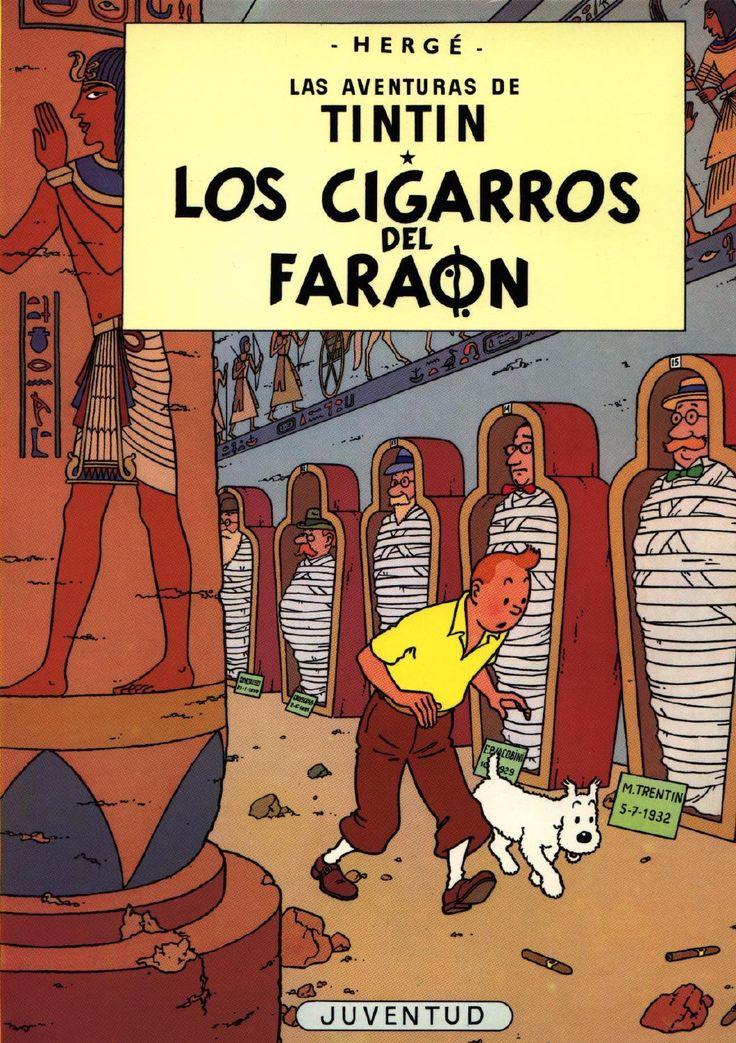 03 tintin los cigarros del faraon