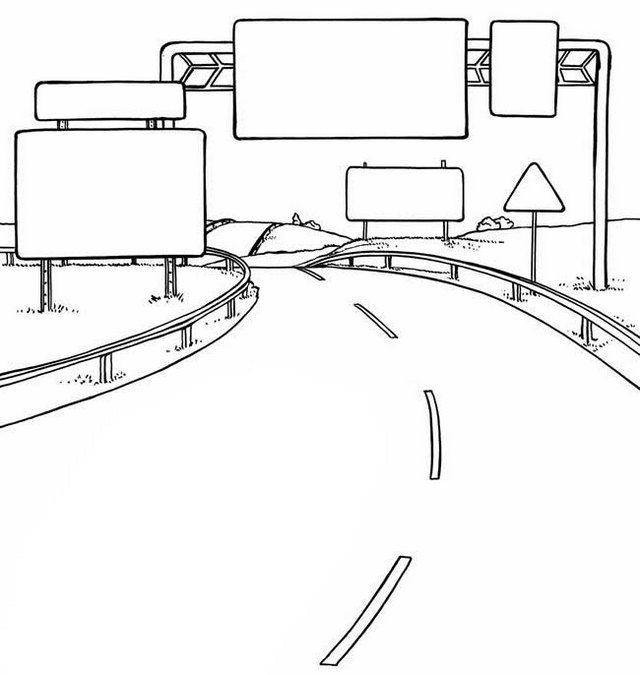 Pin By Cs Pengadaan On Declan Crafts In 2021 Coloring Pages Color Road Design
