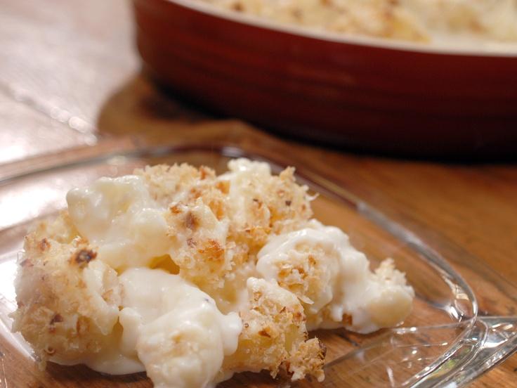 Cauliflower Gratin from CookingChannelTV.com/ Laura Calder ...