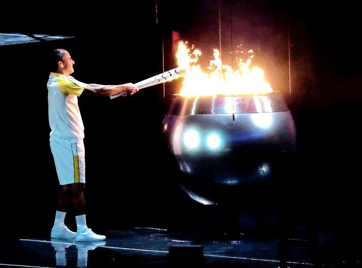 Rio Olympics Opening Ceremony 2016