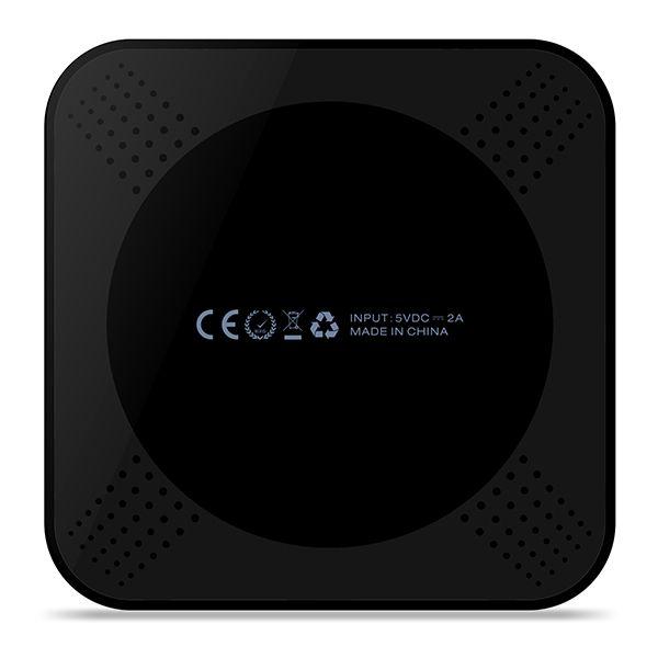 mxiii-г S812 2GB / 8GB Android 5.1 1000m LAN четырехъядерный 4k х 2k декодирования h.265 2.4 / 5 г Wi-Fi Bluetooth 4.0 Коди XBMC TV Box для Android мини-ПК